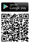 Scan the QR code to download the Friends and Family Mobile app for your Android Device.