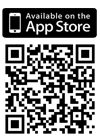 Scan the QR code to download the Friends and Family Mobile app for your Apple Device.