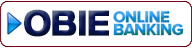 Click to logi into OBIE Online Banking