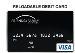 Reloadable Debit Cards