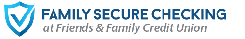 Family Secure Checking logo